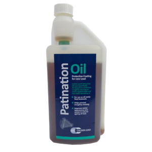 Calder LeadPatination OilProtective Coating1 Litre