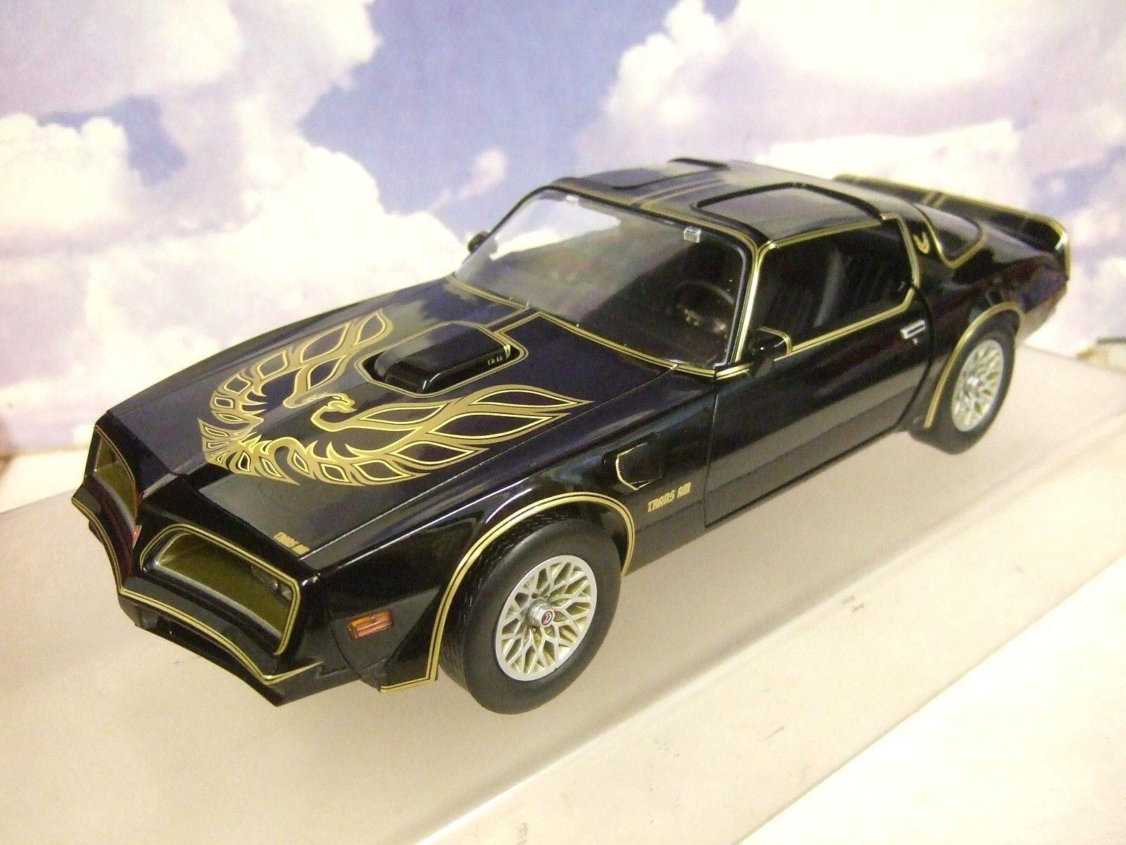 1/18 Grünlight 1977 Pontiac Firebird Trans-Am Smokey And The Bandit I 1  19025
