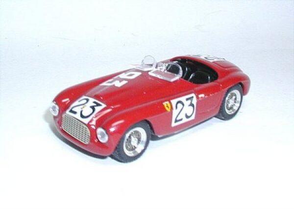 Ferrari 166 Spyder No. 23 Lucas-Ferret LeMans 1949