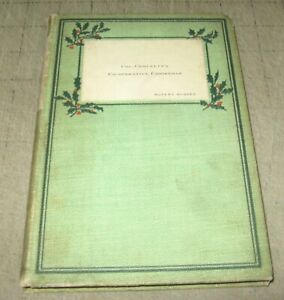 1906 COL. CROCKETT'S CO-OPERATIVE CHRISTMAS by Rupert Hughes HC Illustrated Book