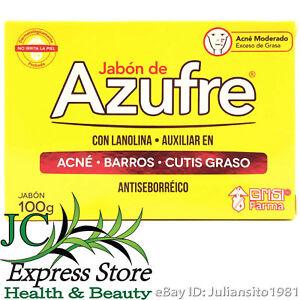 JABON-DE-AZUFRE-SULPHUR-BAR-SOAP-ACNE-BARROS-CUTIS-GRASO-LANOLINA-100-GR-3-5-OZ