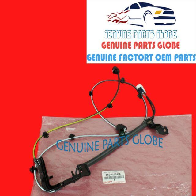 GENUINE OEM TOYOTA 4RUNNER LEXUS GX460 REAR ABS SKID CONTROL SENSOR 89516-60300