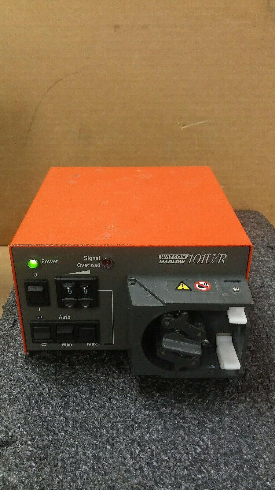 Watson Marlow 101R//U M2 Low Flow 32RPM Peristaltic Pump
