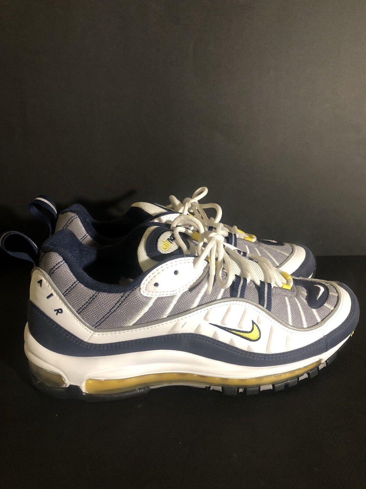 Nike Air Max 98 Tour Yellow | 640744 105