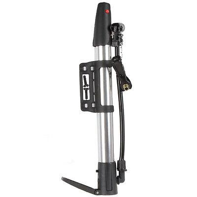 Mini Design New Cycling Bicycle Bike High Pressure Air Pump Tyre Tire Inflator