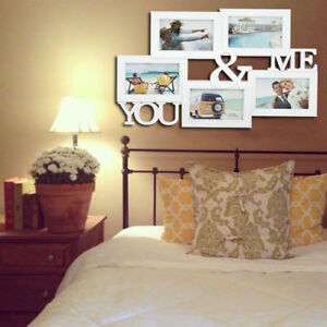 Photo Frame Family Love Friends Frames You And Me Theme Picture Wall