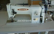 Consew 206rb5 Industrial Sewing Machine Walking Foot With 34 Hp Servo Motor