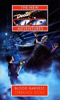 Dr Doctor Who Virgin Missing Adventures Book - Blood Harvest - (mint New)