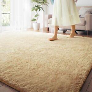 Floor Living Room Soft Rugs Carpets Warm Carpet Large Bedroom ...