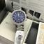 Michael-Kors-Parker-Chronograph-Silver-tone-Blue-Dial-Watch-MK6117 thumbnail 1