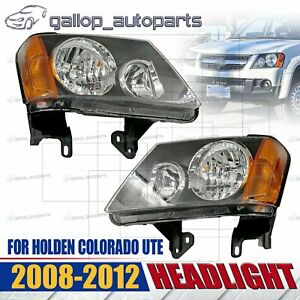 NEW-HEADLIGHT-HEAD-LAMP-PAIR-for-HOLDEN-COLORADO-RC-2008-2012-LEFT-RIGHT