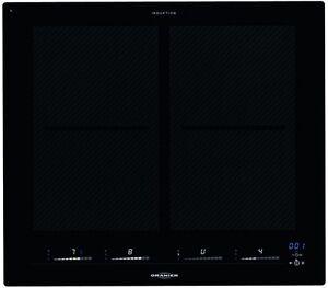 oranier fli 2068 grill grillplatte fl chen induktions kochfeld ceranfeld ebay. Black Bedroom Furniture Sets. Home Design Ideas