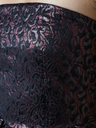 Of Brun Rouge House De Cocktail Fraser A Pied Lands Robe Pourpre UMzVqpSGL