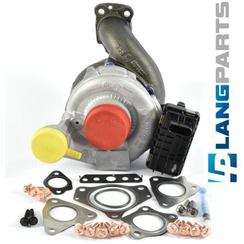 Turbocompresseur CHRYSLER 300 C Jeep Grand Cherokee 3.0 CRD 160 KW 218 PS 6420900780