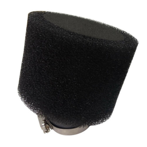 42mm Black Foam Air Filter Clearner for 125cc 150cc 250c ATV Quad Pit Dirt Bike