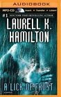 A Lick of Frost by Laurell K Hamilton (CD-Audio, 2015)