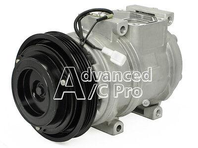 A/C AC Compressor Fits: 1994 1995 1996 1997 Toyota Previa L4 2.4L Supercharged
