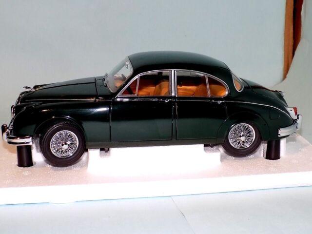 Model Icons Jaguar Mk2 1966 3 4 British Racing Green For Sale Online