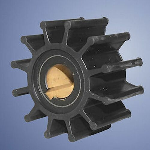 Pump Impeller Jabsco 4568-0001 Johnson 09-801B Volvo 875575-3 831182 Replacement