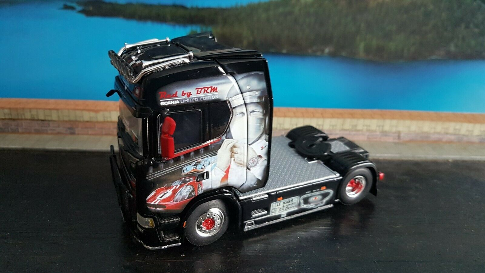 WSI SCANIA S HIGHLINE CS20H 4X2 TRACTOR UNIT SCALE 1.50