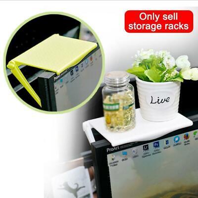 Bildschirm oben Speicherfach Einstellbarer TV-Computer Regal L9Q1