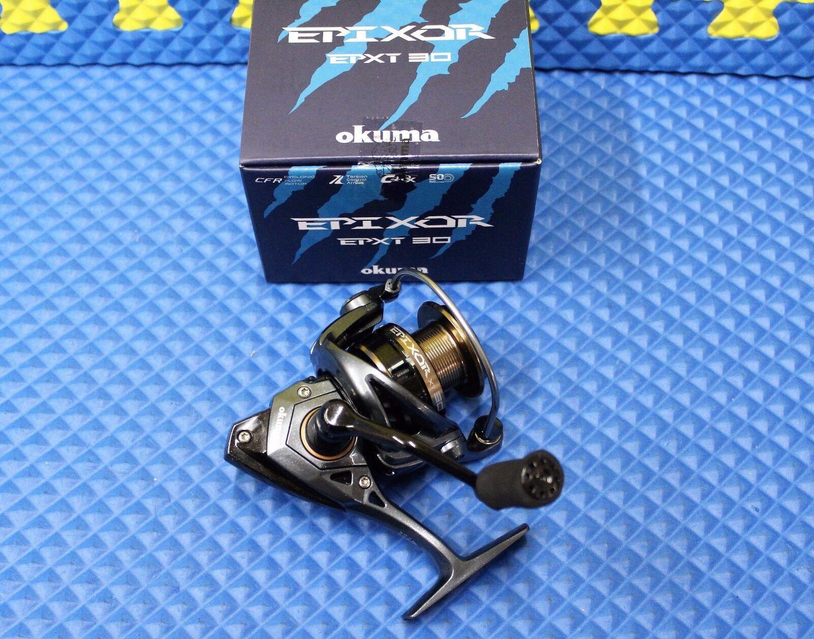 EPXT-20 Okuma Epixor XT 20 Lightweight Spinning Reel
