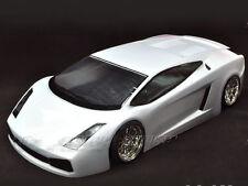 1/10 Lamborghini 190mm RC Car Transparent Body Shell PVC