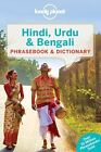 Lonely Planet Hindi, Urdu & Bengali Phrasebook & Dictionary by Lonely Planet (Paperback, 2016)