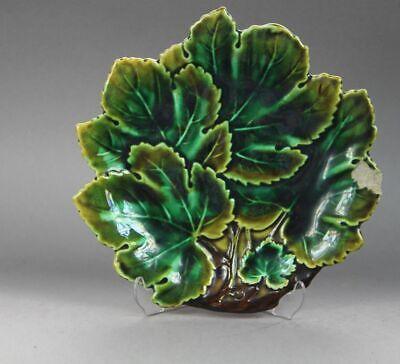 Gewissenhaft Kleine Jugendstil Keramik Schale In Form Eines Blattes - Um 1910 ./4 /s153 Letzter Stil