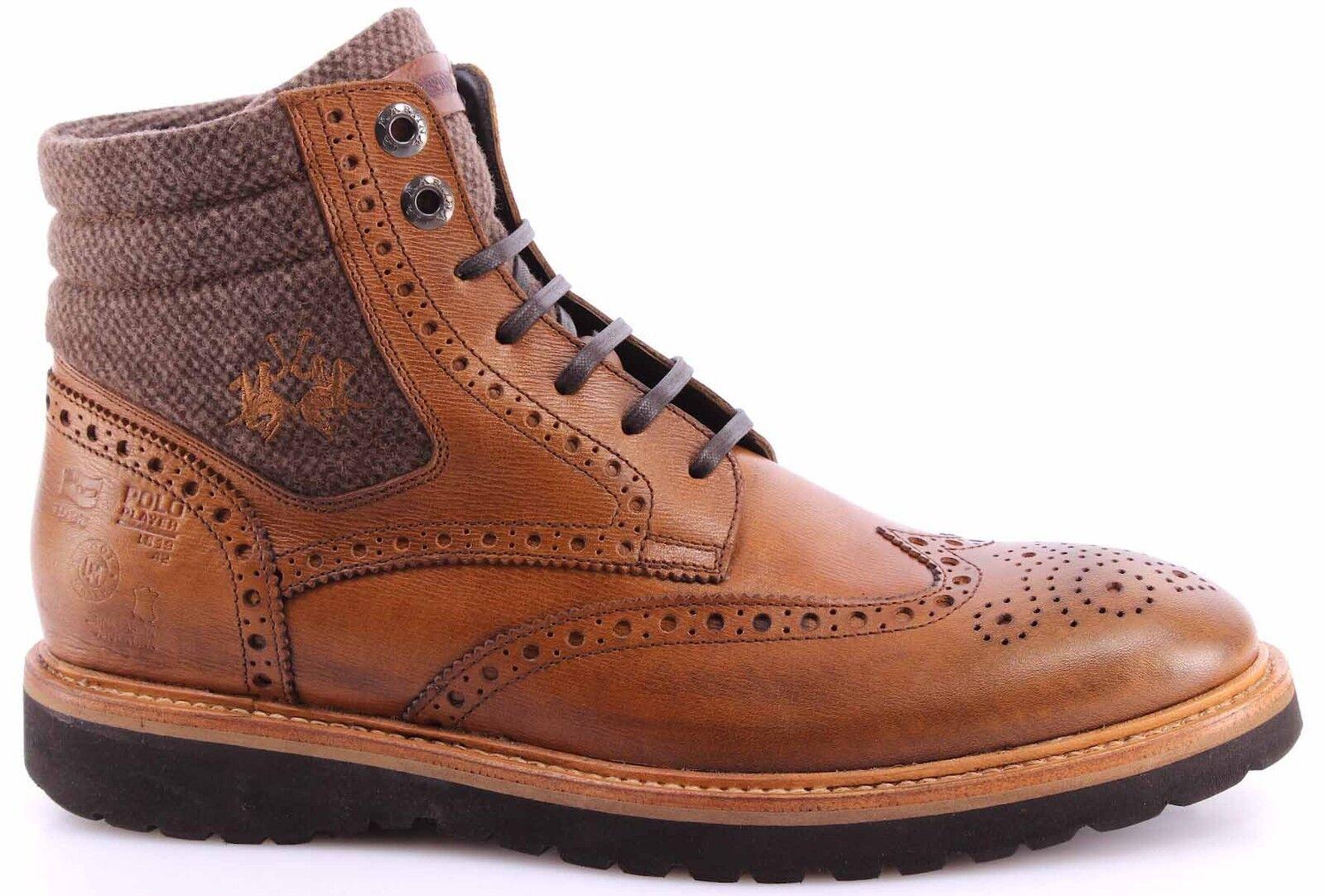 Herren Stiefeletten Stiefeletten Stiefeletten Schuhe LA MARTINA L9020116 Franz Timber Tex Sherwood  9f5361