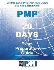 Brand NEW PMP in 28 Days Exam Prep Guide by S. Hasnain Rizvi Paperback 2015