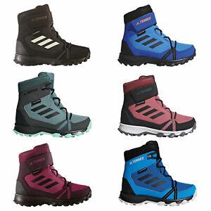 Details zu adidas Performance Terrex Snow Kinder Winterschuhe Winterstiefel Wasserdicht NEU