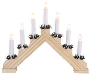 Arco di luci applique finestra lampadario svezia punta candele