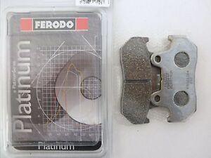 FERODO-PASTIGLIE-FRENO-POSTERIORE-HONDA-NSR-250-R-1986-1987