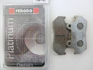 FERODO-PASTIGLIE-FRENO-POSTERIORE-HONDA-GL-1520-1988-1989