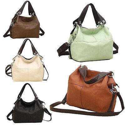 2015 New Fashion Lady PU Leather Handbag Splice grafting Vintage Messenger Bags
