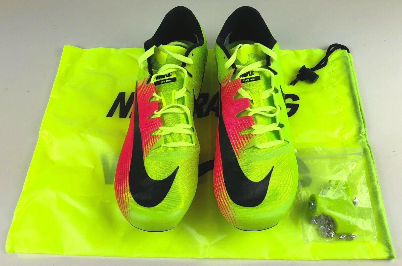 cd7d149939dfa Nike Zoom JA FLY 3 OC Rio Track Track Track   Field Spikes Volt 882032-