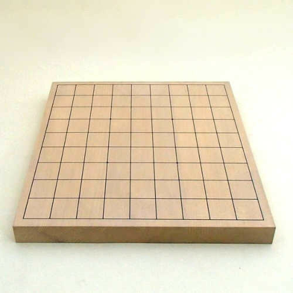Table Shogi Board Shin Kaya No.10 Take Version 330 x 360mm Fast Ship Japan EMS