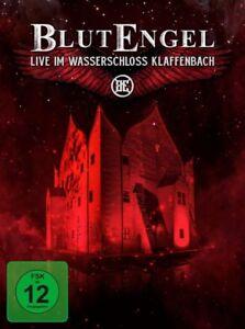 BLUTENGEL - LIVE IM WASSERSCHLOSS KLAFFENBACH (DVD)   DVD NEUF