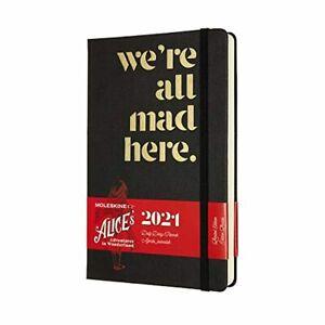 Moleskine Agenda Giornaliera 12 Mesi Agenda Giornaliera 2021 Planner In Ediz Ebay