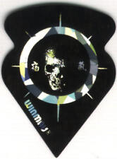 Sporting Goods Blue and Black Slim Tomahawk Dart Flights 3 per set