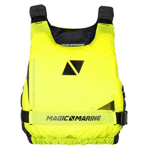 Aiuto al galleggiamento pettorina Ultimate giallo S | Marca Magic Marine | MM-15 DPrQry6o-08031254-791924468