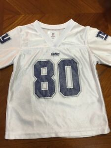 f4a584a7 Details about NFL NEW YORK GIANTS Youth 4T Girls CRUZ JERSEY NFL Team  Apparel