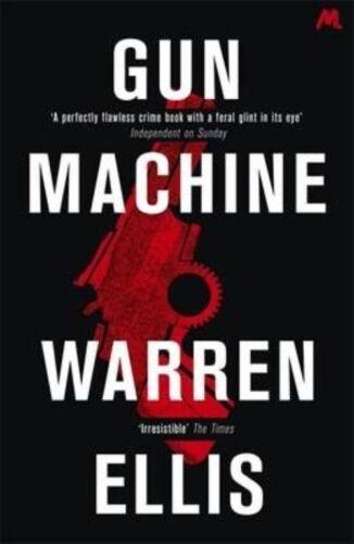 1 of 1 - Very Good, Gun Machine, Ellis, Warren, Book