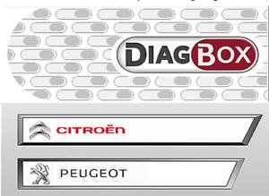 DIAGBOX 7.83 Software DVD Lexia 3 Peugeot Planet-Citroen Diagnose PP2000 Kann