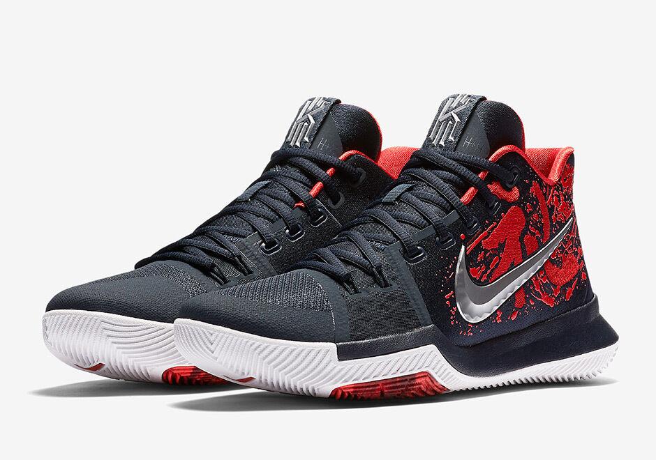Nike uomini kyrie 3 samurai taglia 10 nuove rare