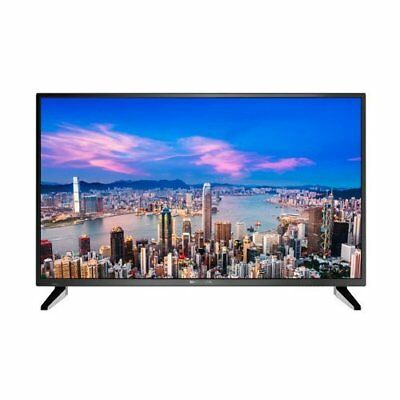 16:9 in Black 4 HDMI Bolva 40-Inch 4K Ultra HD LED TV with 60Hz Refresh Rate