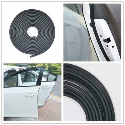 32ft Black Car Door Moulding Rubber Scratch Protector Strip Edge Guard Trim DIY