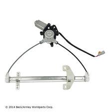 Beck Arnley Window Regulator Power W Motor Front Left 212-0039