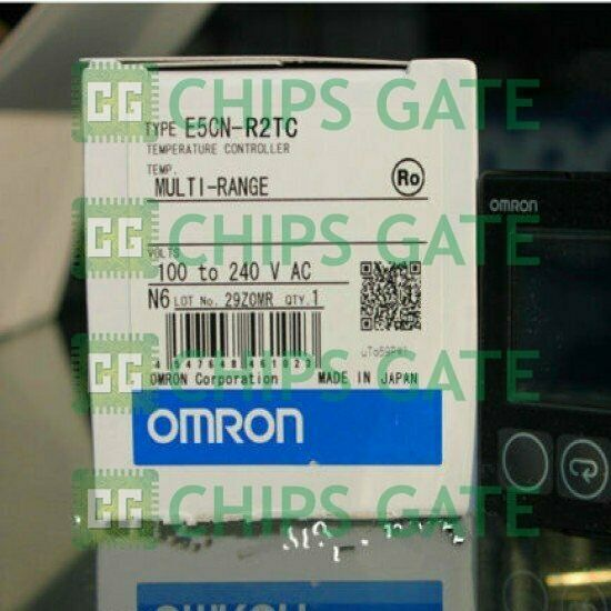 1PCS New in box E5CN-R2TC E5CN R2TC Omron temperature controller Fast Ship